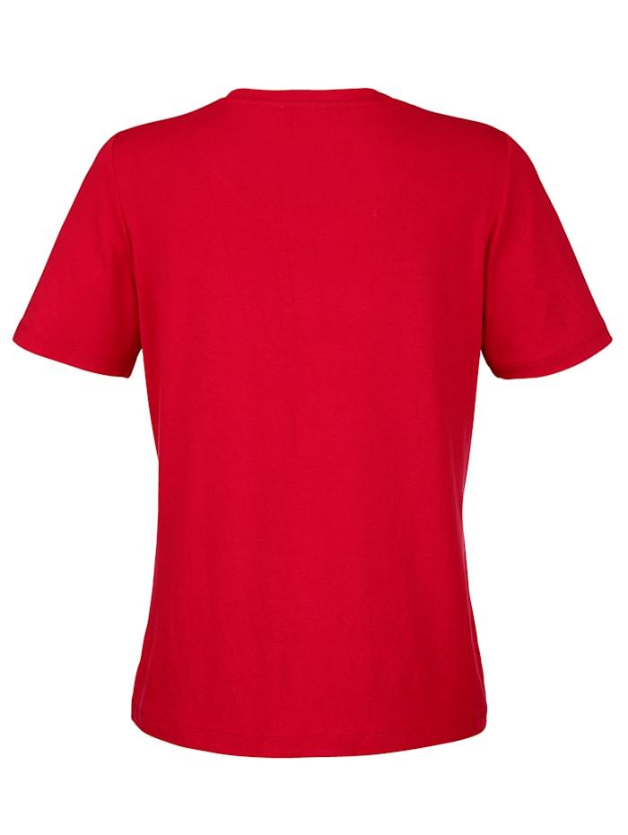 Shirt in trageangenehmer Jersey-Qualität