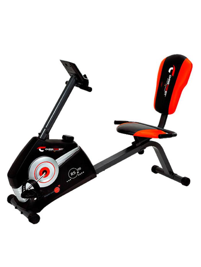 Christopeit Motionscykel, sittande RS100, Svart