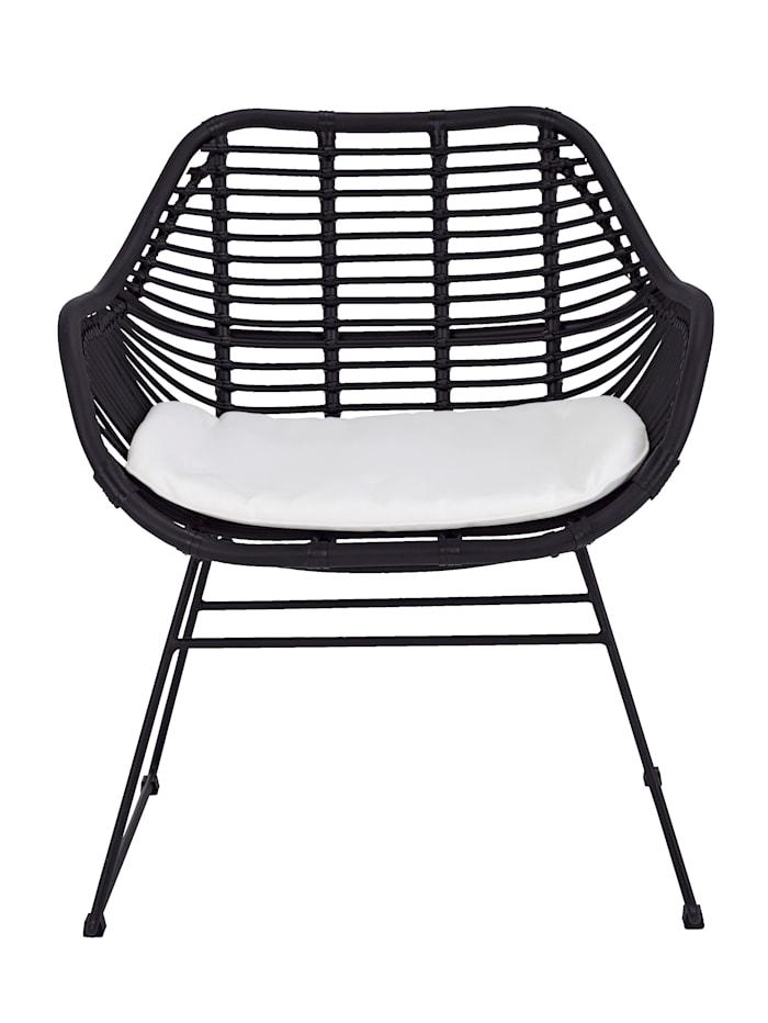 Outdoor-Stuhl-Set, 2-tlg.