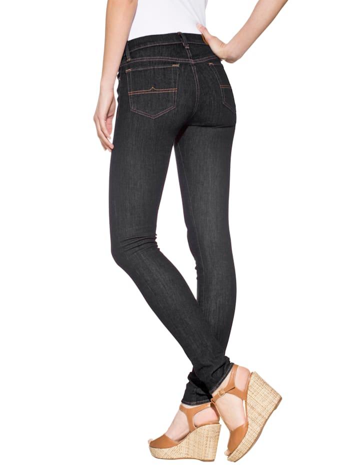 Alba Moda Jeans, Zwart