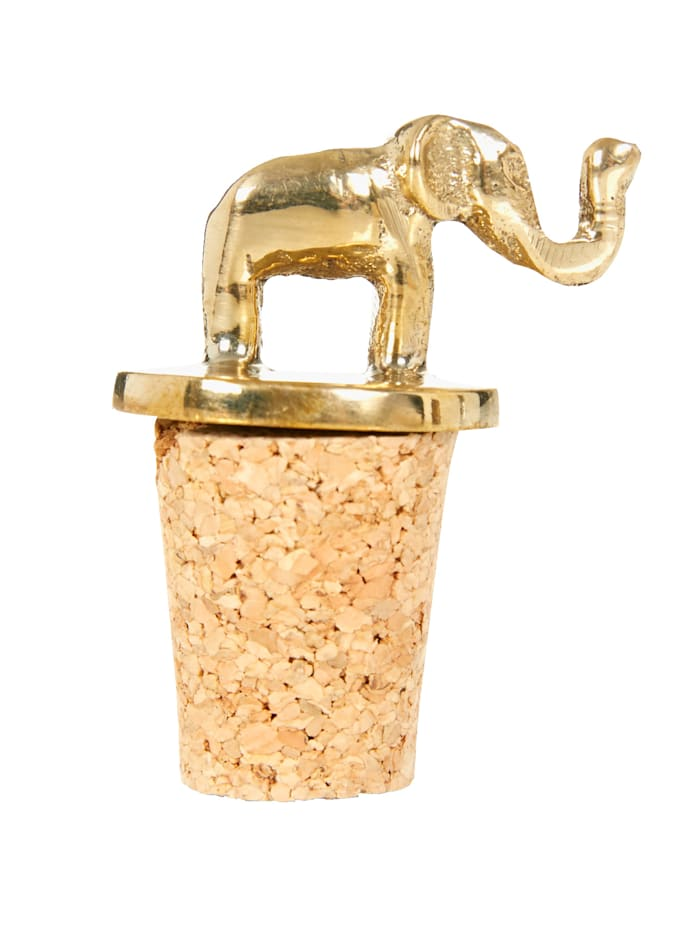 Flaschenstopfen, A la, Elefant