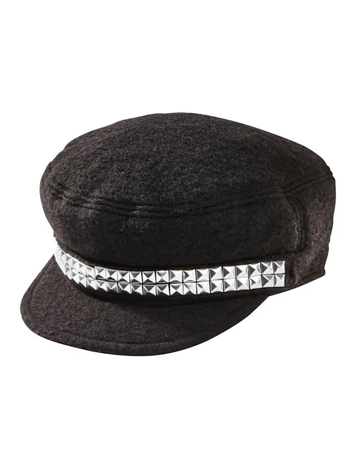 Mütze mit Schild