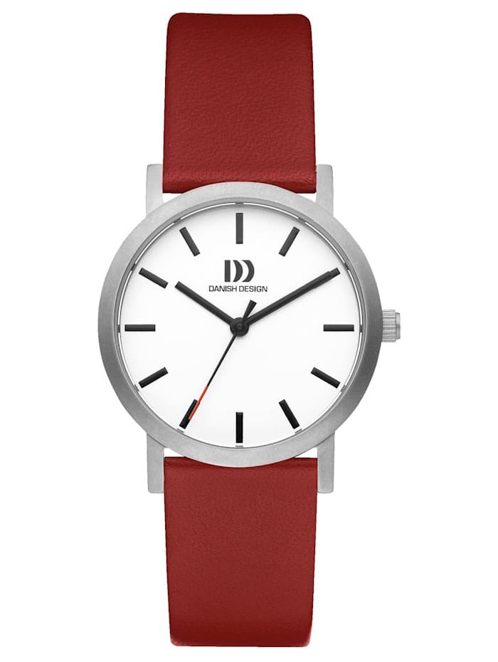 Danish Design Damenuhr 3326622, Rot