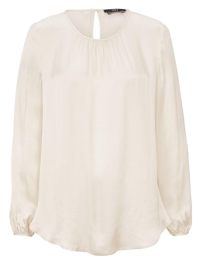 SET Bluse, Weiß