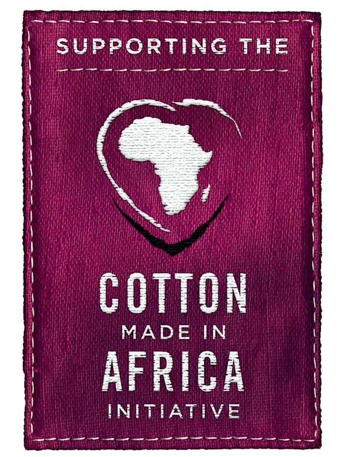 "Pyjama en coton issu de l'initiative ""Cotton made in Africa"""