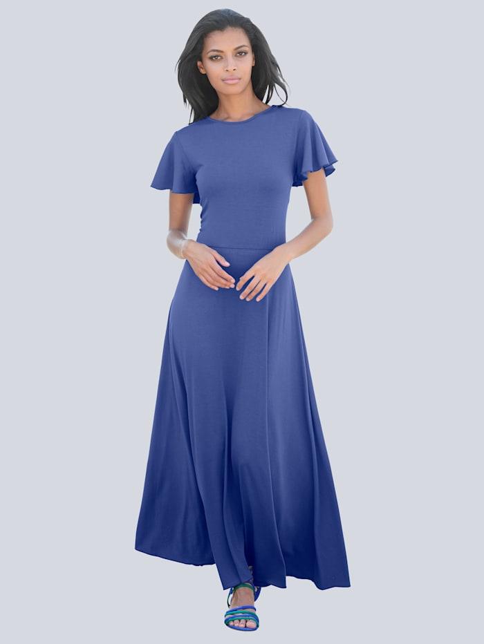 Alba Moda Strandkleid mit Rückenausschnitt, royal