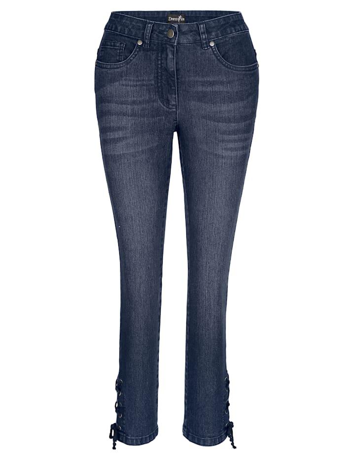 3/4 Jeans in Laura Slim