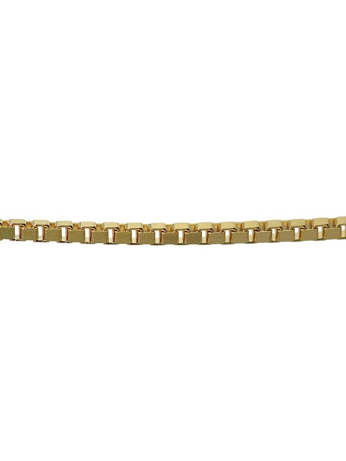 Goldkette für Damen und Herren Venezianer Kette 585 Gold