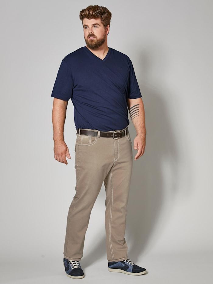 Men Plus Jeans, Beige