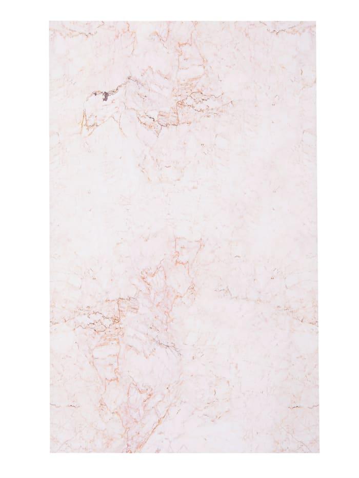 IMPRESSIONEN Tapete Marmor, rosé/gold