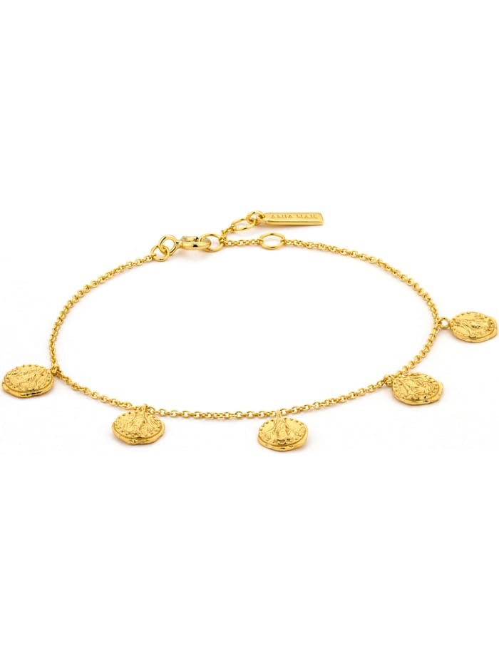 Ania Haie Ania Haie Damen-Armband Deus Bracelet 925er Silber, gold