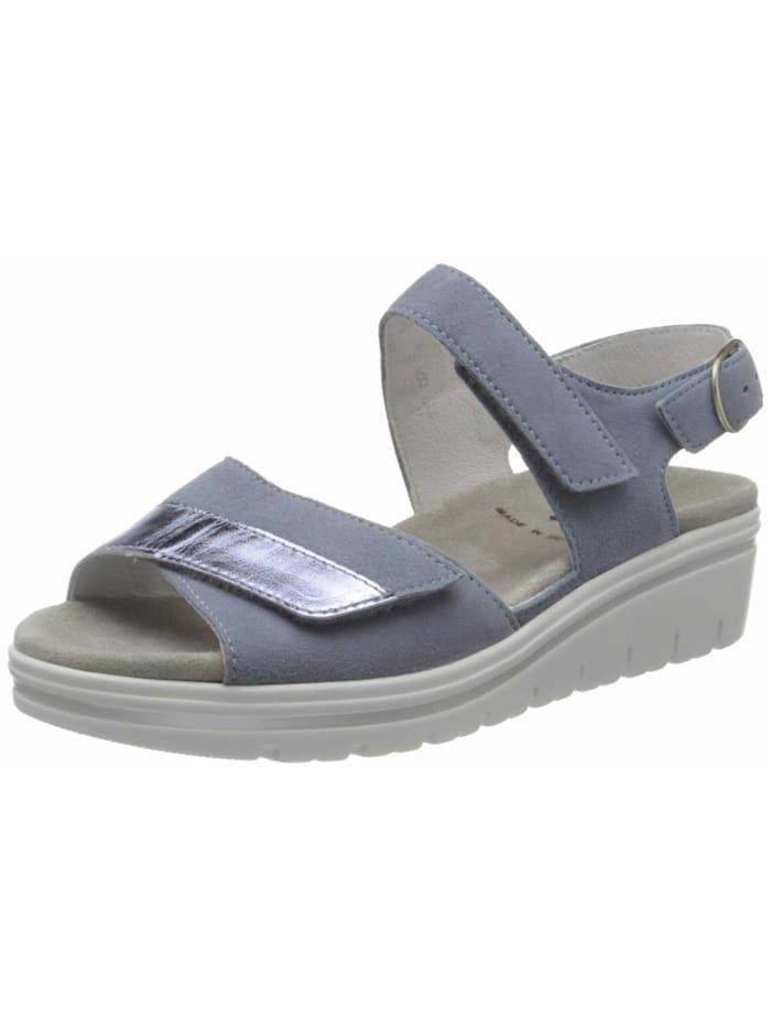Semler Sandalen/Sandaletten, blau