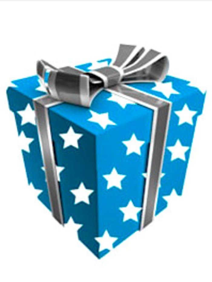 Vamos Überraschungsgeschenk, Ungefärbt