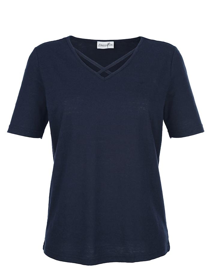 Shirt mit Ausschnittdetail