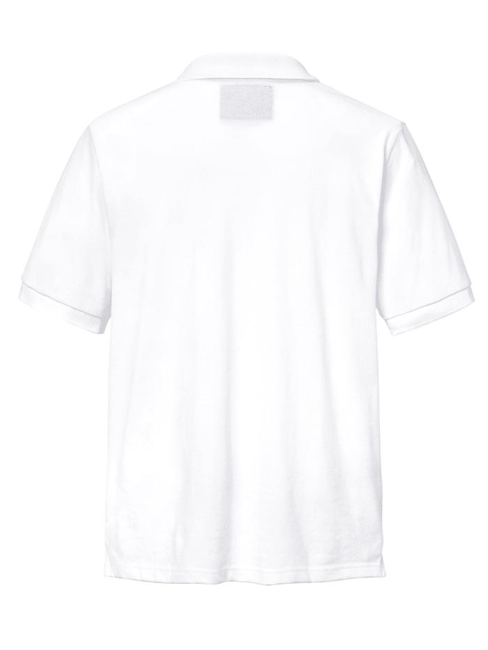 Poloshirt mit 1 Brusttasche