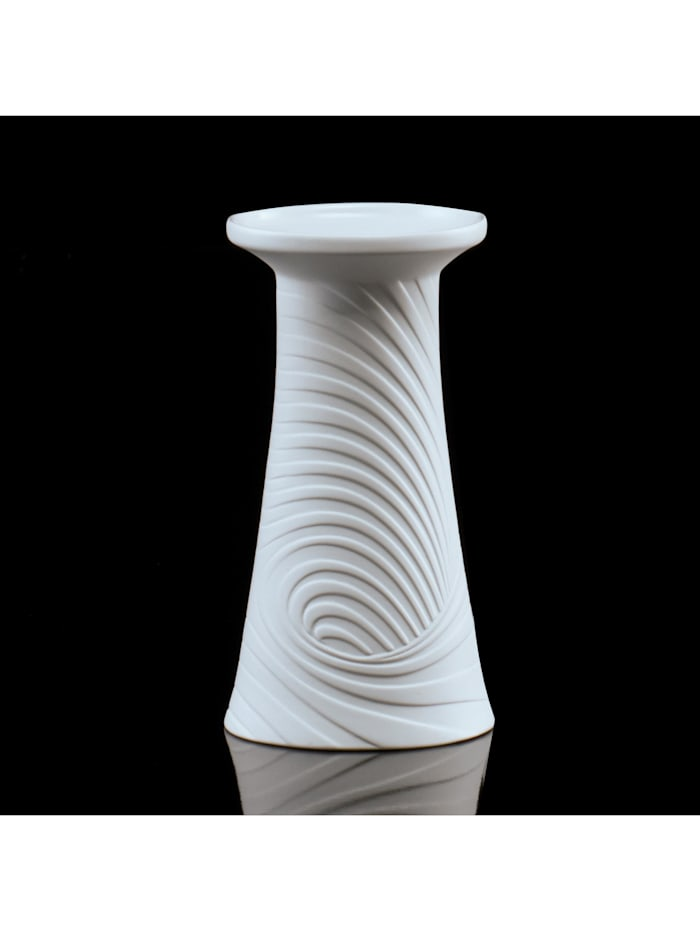 Kaiser Porzellan Kaiser Porzellan Vase Illusion - Design A, weiß
