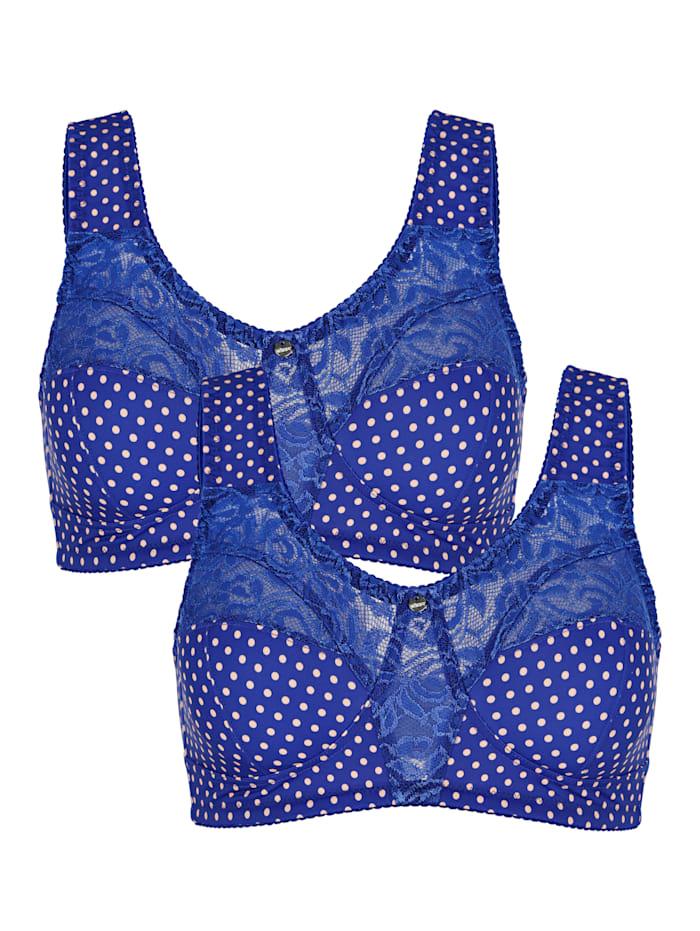 Harmony Soutien-gorge, Bleu roi