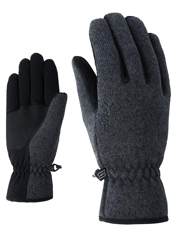 Ziener IMAGIANA LADY glove multisport, Black melange