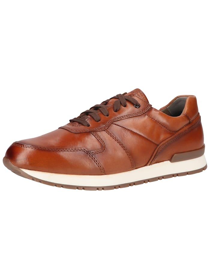 Fretz Men Fretz Men Sneaker, Cognac