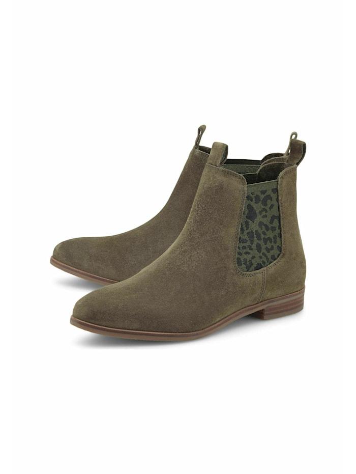 COX Chelsea Boots Chelsea-Boots, khaki
