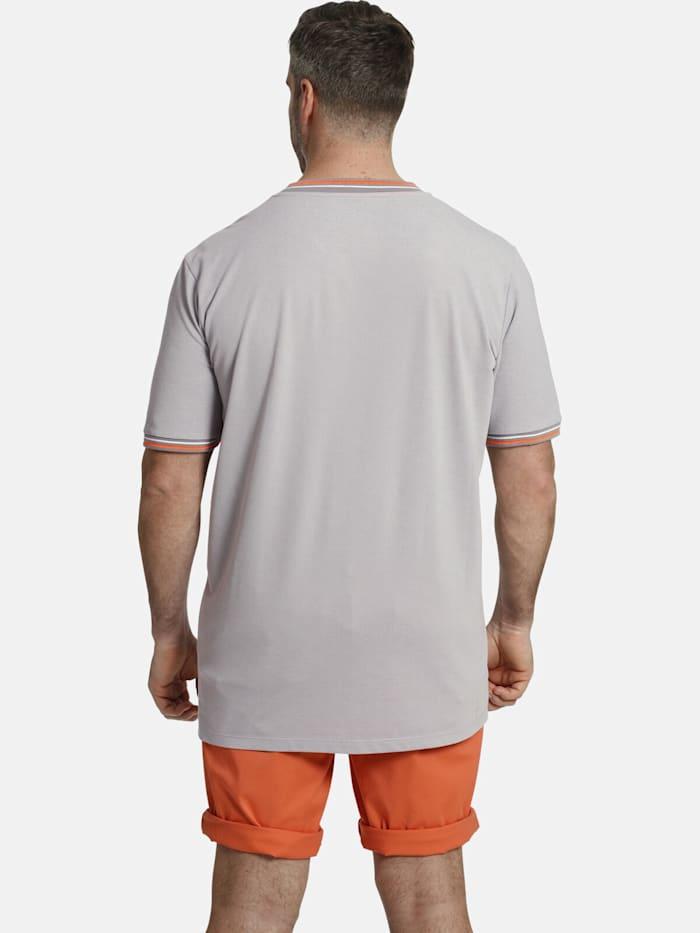 Charles Colby T-Shirt EARL MAROON