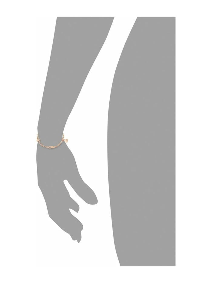 Armband für Damen, Sterling Silber 925, Zirkonia