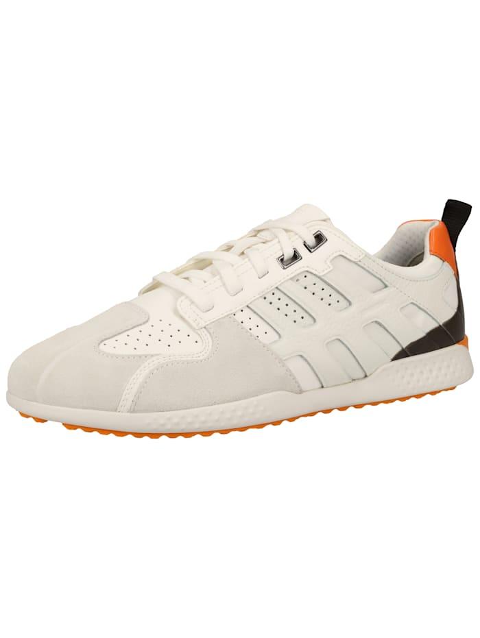 Geox Geox Sneaker, Offwhite