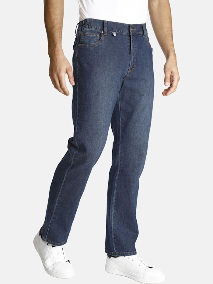 Jan Vanderstorm Jeans HUTO, blau