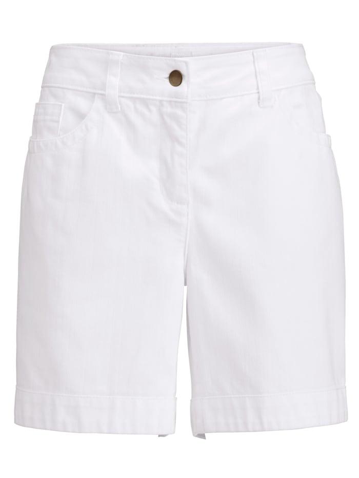 Short de coupe 5 poches