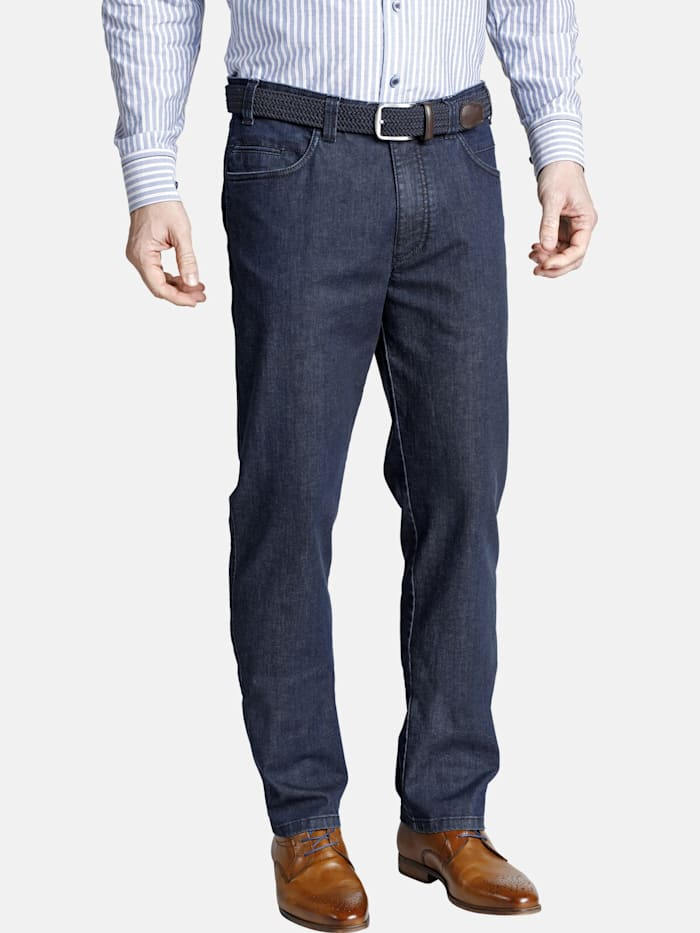Charles Colby Charles Colby Jeans ANDRED, dunkelblau