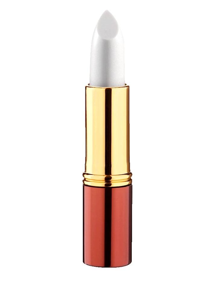 Ikos Tenkende leppestift, hvit/perlemorsrosa