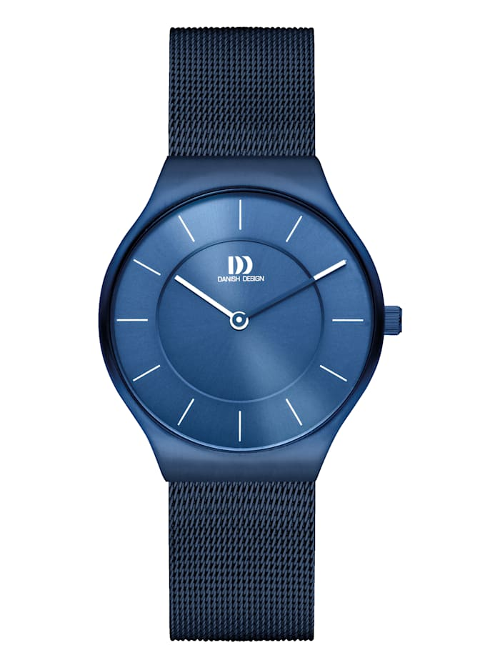 Danish Design Damenuhr 3324704, Blau