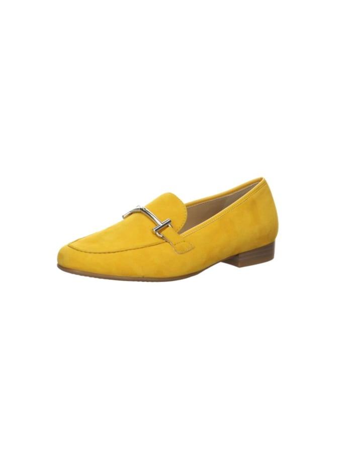 Ara Slipper von Ara, gelb
