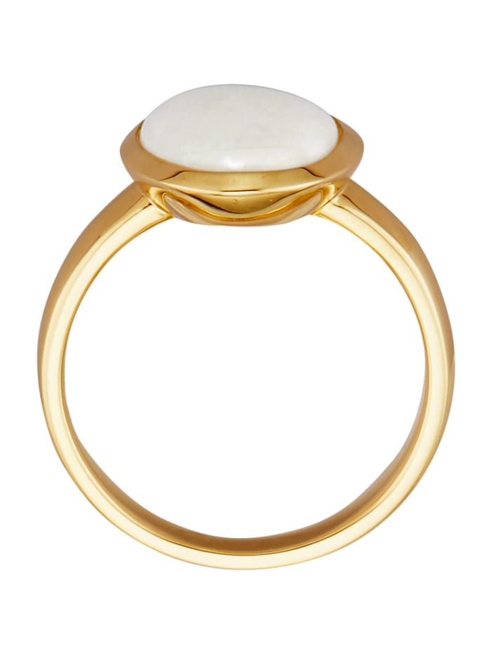 Damenring mit 1 Opal