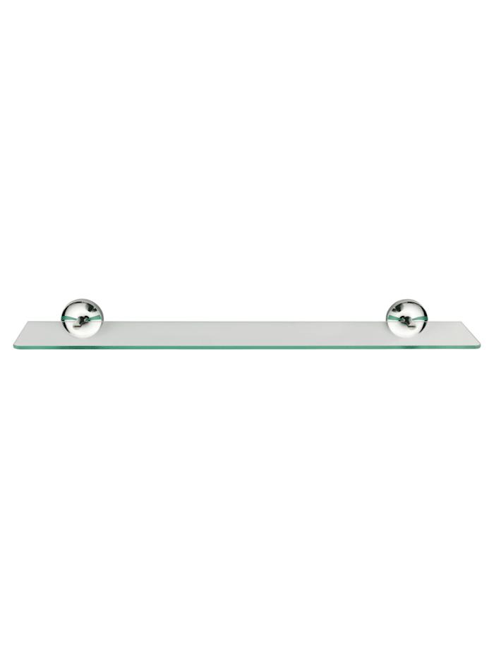 Power-Loc® Glas Wandablage Arcole, Befestigen ohne bohren