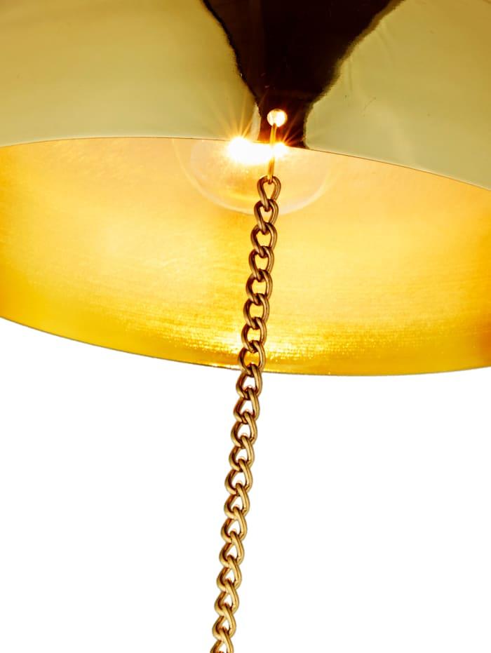 Lampe pot de fleurs