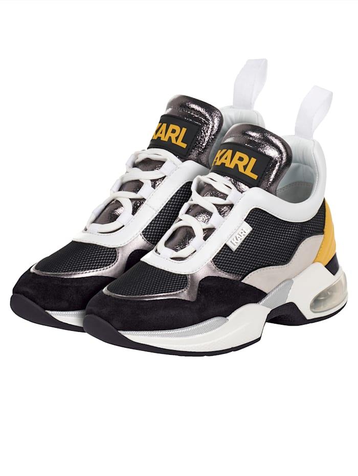 Karl Lagerfeld Sneaker, Grau