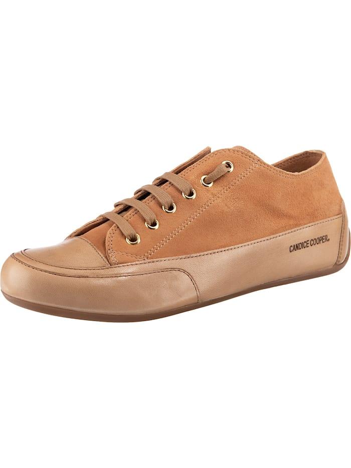 Candice Cooper Rock-camocio Sneakers Low, hellbraun