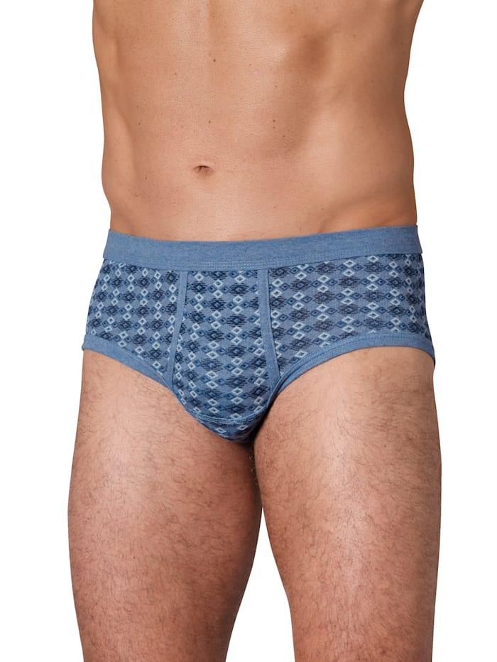 Puuvillaiset alushousut 4/pakkaus