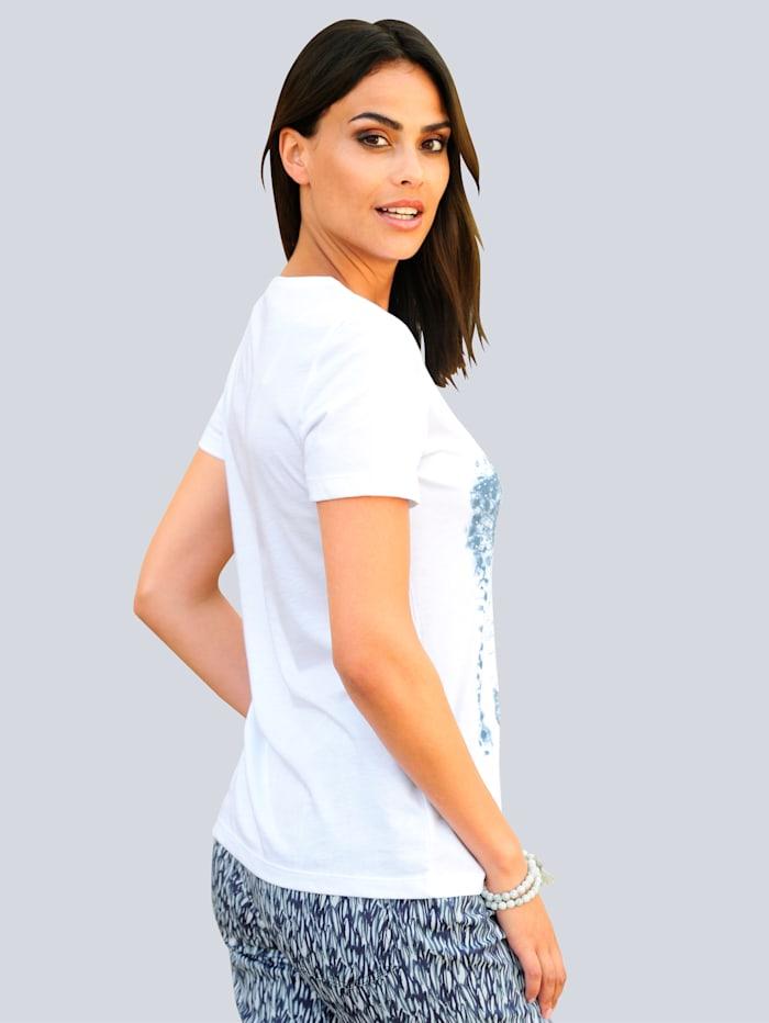 Shirt mit Motivprint