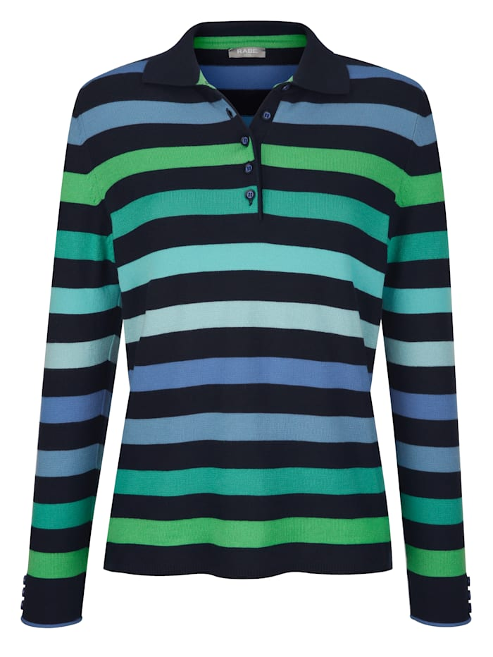 Pull-over col polo
