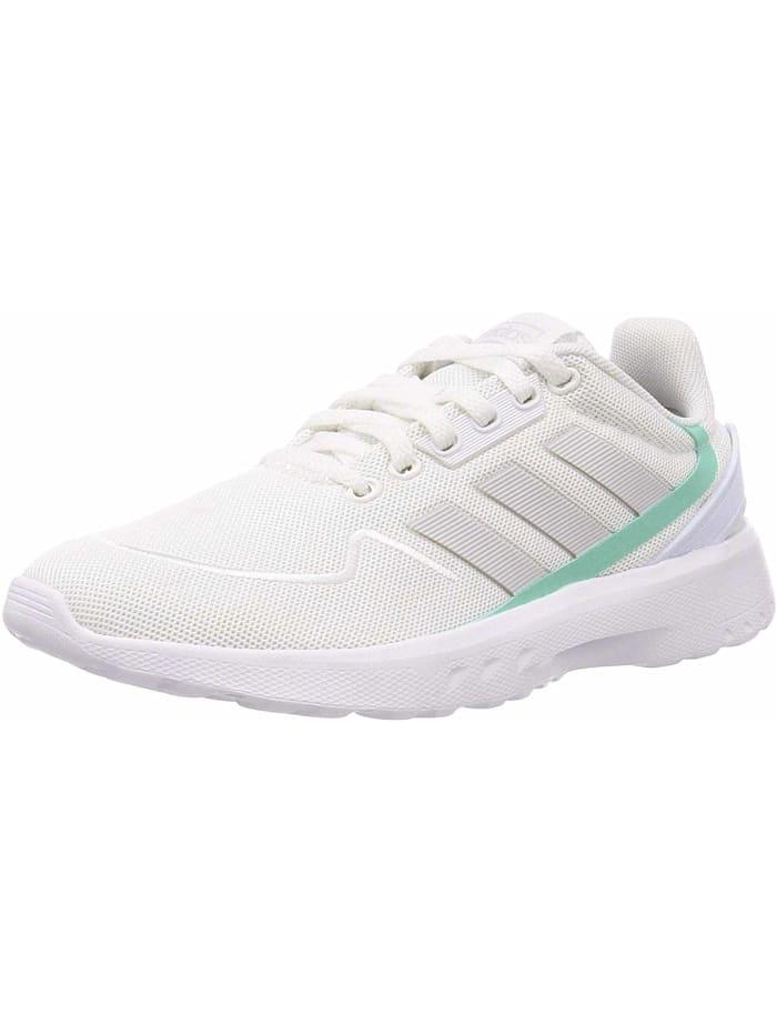 adidas Sportschuhe, weiß