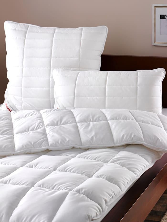 Breckle Faser Bettenprogramm, weiss