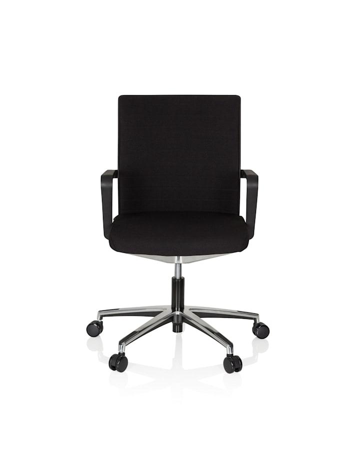 hjh OFFICE Profi Bürostuhl MOVE-TEC 3D, Schwarz