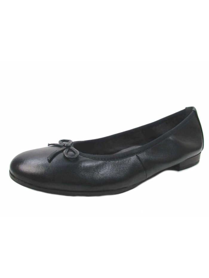 Tamaris Ballerinas, schwarz