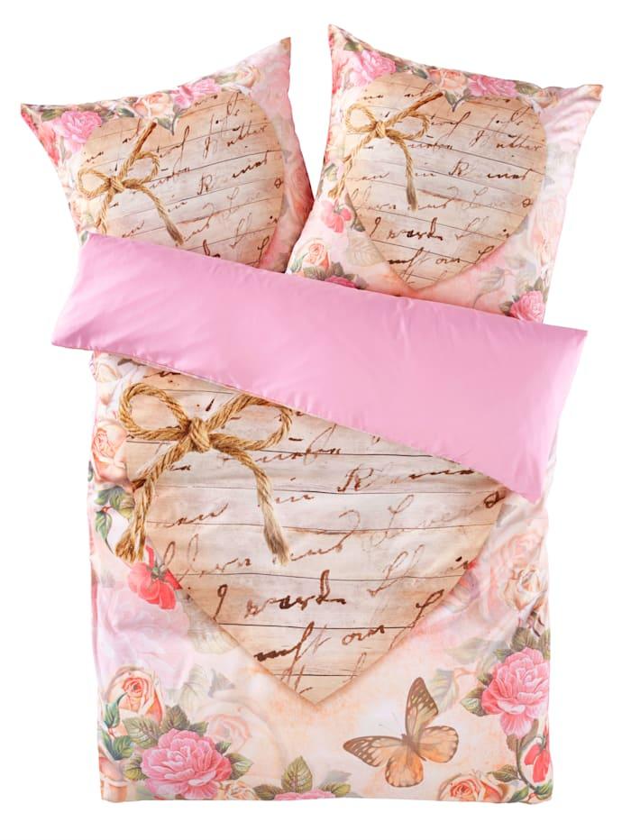 Webschatz Sengesett -Ines-, rosa