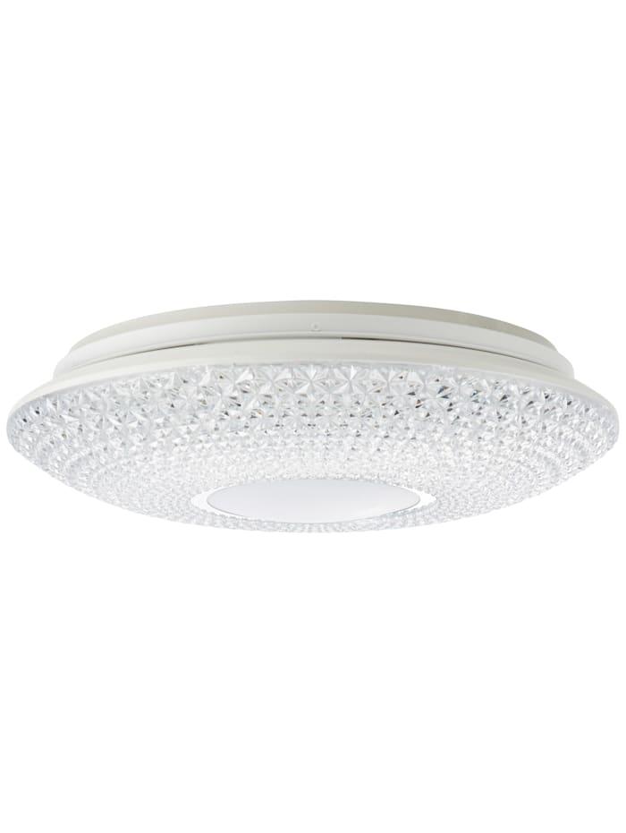 Lucian LED Deckenleuchte 41cm weiß