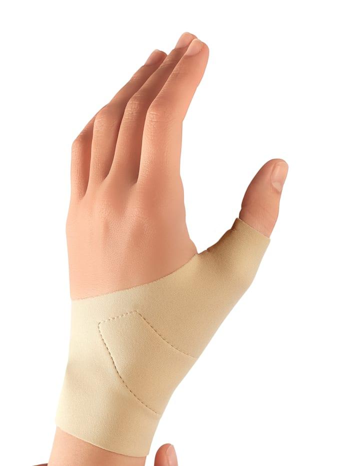 epitact Bandáž na palec - flexibilní, Béžová