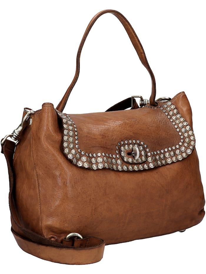 Handtasche Leder 33 cm