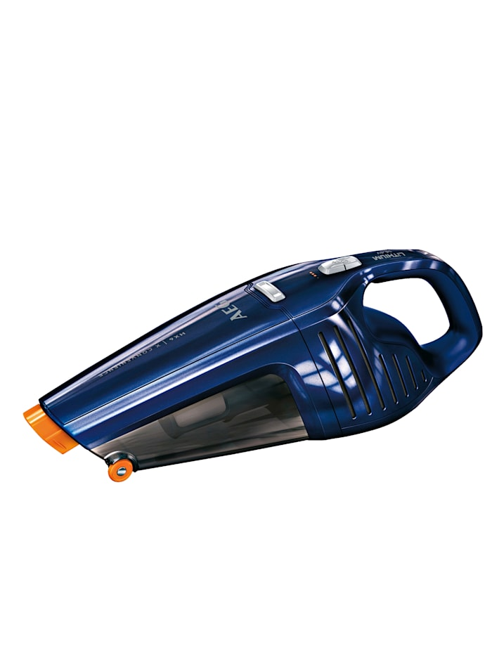 AEG AEG Beutelloser Handstaubsauger HX6-27BM, blau